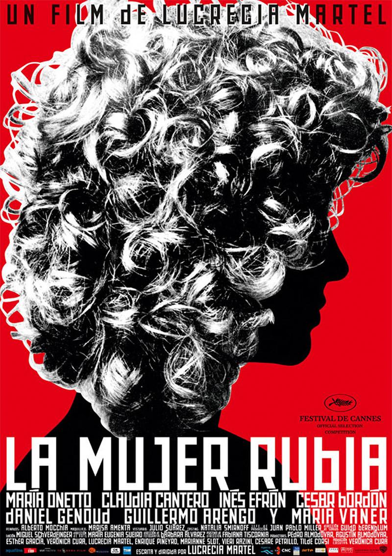 Poster La mujer sin cabeza